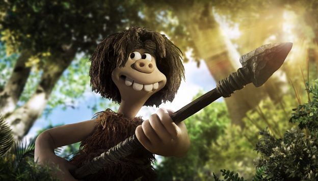 "Movie poster image for ""EARLY MAN"""