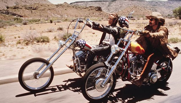 """Movie poster image for """"Easy Rider in 35MM"""""""