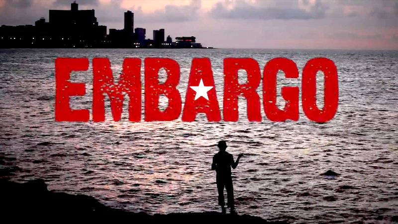 """Movie poster image for """"EMBARGO"""""""