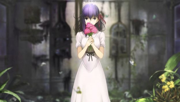 "Movie poster image for ""FATE/STAY NIGHT [HEAVEN'S FEEL]"""