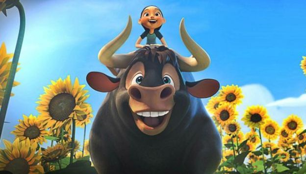 "Movie poster image for ""FERDINAND"""