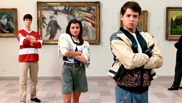 "Movie poster image for ""FERRIS BUELLER'S DAY OFF"""