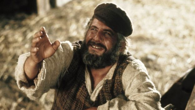 "Movie poster image for ""FIDDLER ON THE ROOF"""