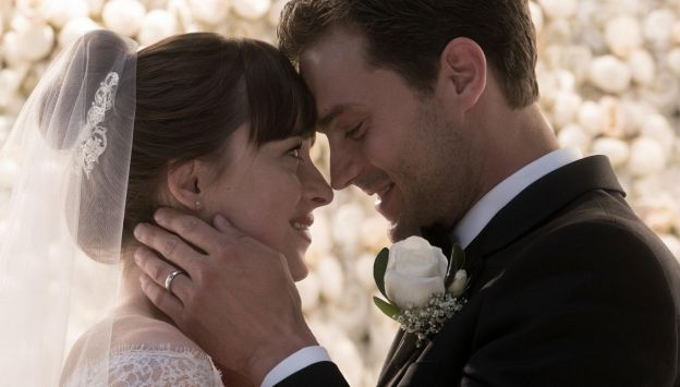 """Movie poster image for """"FIFTY SHADES FREED in IMAX"""""""