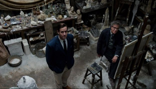 "Movie poster image for ""FINAL PORTRAIT"""