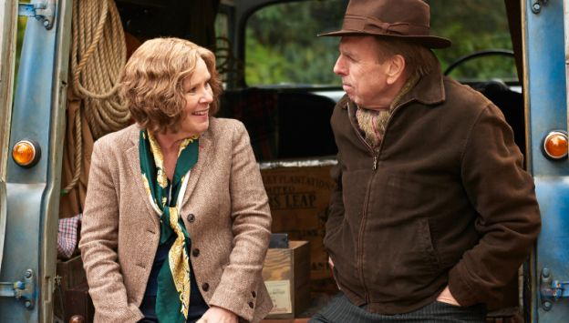 """Movie poster image for """"FINDING YOUR FEET"""""""