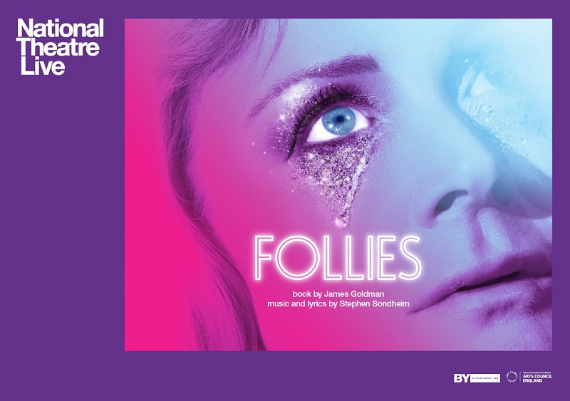 "Movie poster image for ""NATIONAL THEATRE LIVE - FOLLIES"""