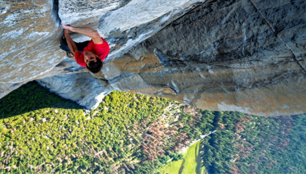 "Movie poster image for ""FREE SOLO"""