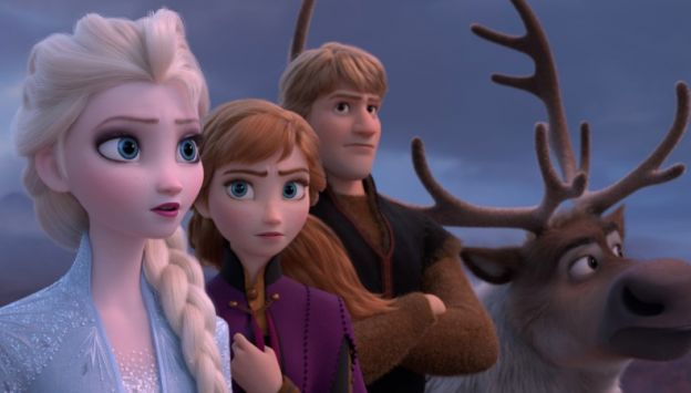 Movie poster image for FROZEN II