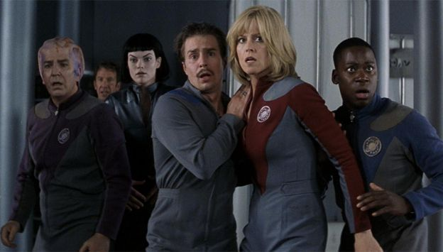 "Movie poster image for ""GALAXY QUEST"""