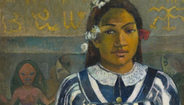 Movie poster image for GAUGUIN FROM THE NATIONAL GALLERY, LONDON