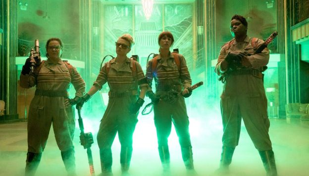 "Movie poster image for ""GHOSTBUSTERS"""