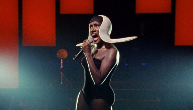 """Movie poster image for """"GRACE JONES: BLOODLIGHT AND BAMI"""""""