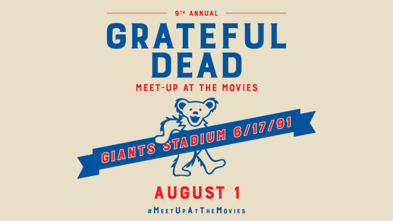 Movie poster image for GRATEFUL DEAD MEET-UP 2019