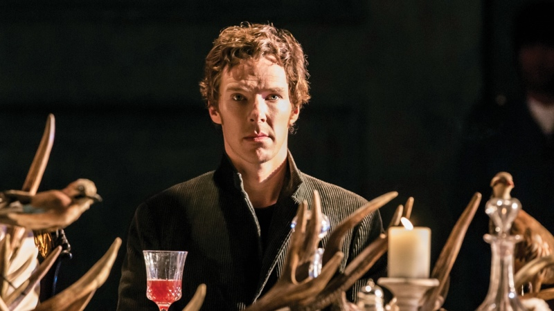 Movie poster image for National Theatre Live: HAMLET