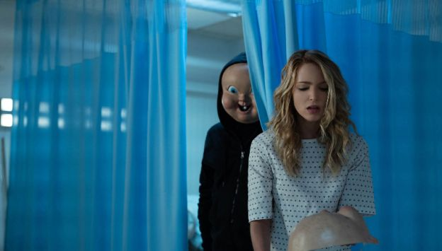 "Movie poster image for ""HAPPY DEATH DAY 2U"""