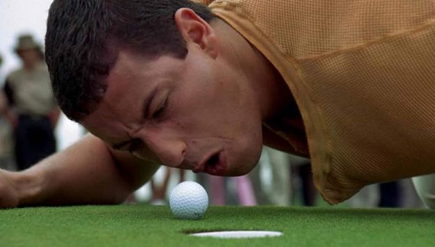 """Movie poster image for """"HAPPY GILMORE"""""""