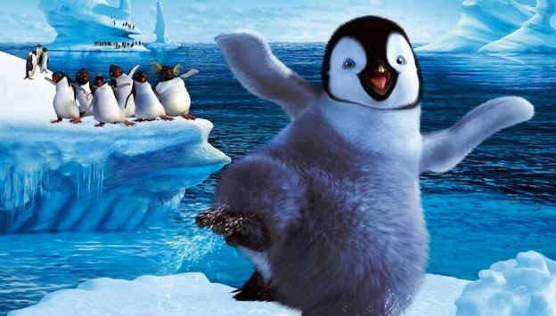 "Movie poster image for ""HAPPY FEET - $1 Summer Films"""