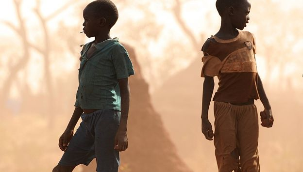 """Movie poster image for """"HEART OF NUBA"""""""