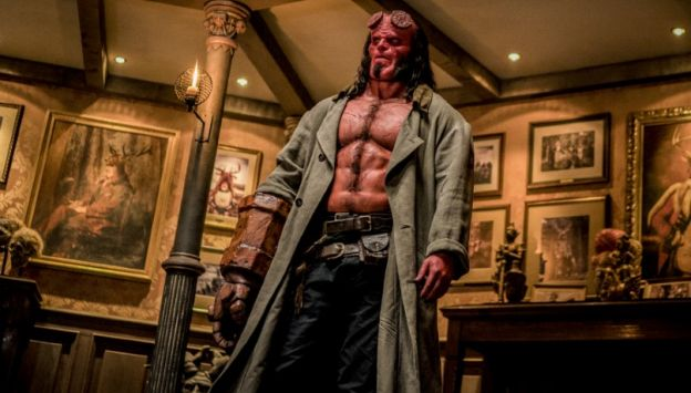 Movie poster image for HELLBOY in IMAX