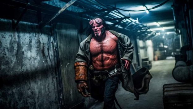 "Movie poster image for ""HELLBOY"""