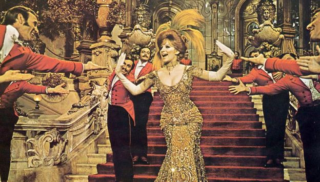 """Movie poster image for """"HELLO DOLLY!"""""""