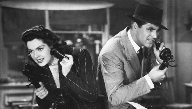 Movie poster image for HIS GIRL FRIDAY