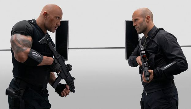 Movie poster image for FAST & FURIOUS PRESENTS: HOBBS & SHAW