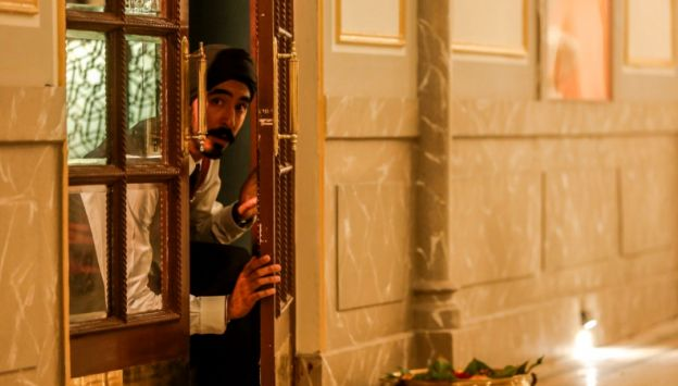 "Movie poster image for ""HOTEL MUMBAI"""