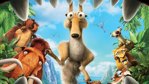 """Movie poster image for """"ICE AGE: DAWN OF THE DINOSAURS - $1 Summer Films"""""""