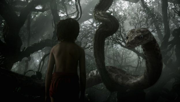"Movie poster image for ""THE JUNGLE BOOK"""