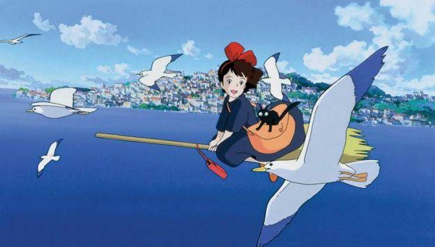 """Movie poster image for """"KIKI'S DELIVERY SERVICE - Studio Ghibli Festival"""""""
