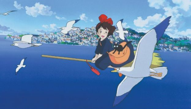 Movie poster image for KIKI'S DELIVERY SERVICE - Studio Ghibli Festival