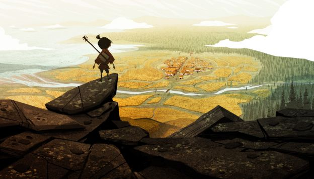 """Movie poster image for """"KUBO AND THE TWO STRINGS"""""""