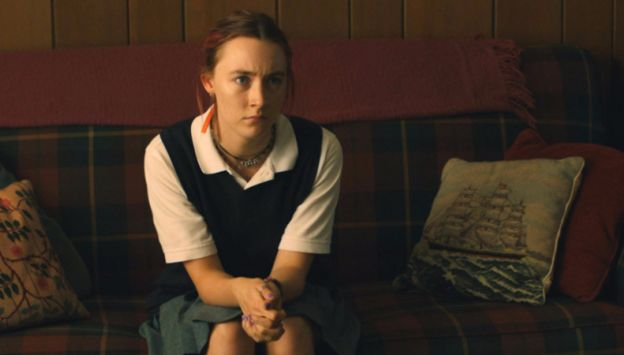 "Movie poster image for ""LADY BIRD"""