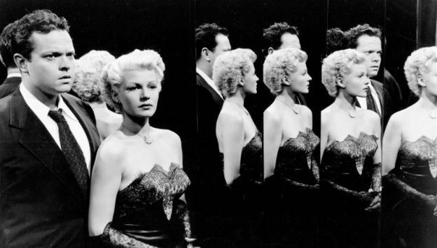 "Movie poster image for ""THE LADY FROM SHANGHAI"""