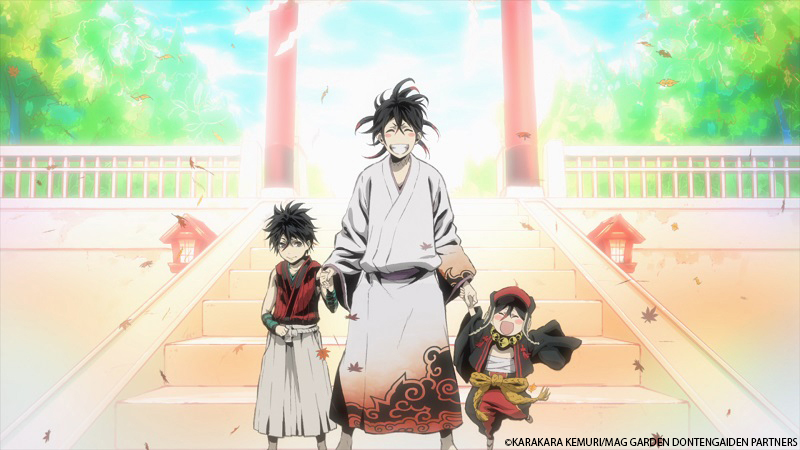 """Movie poster image for """"LAUGHING UNDER THE CLOUDS: GAIDEN PART 1&2"""""""