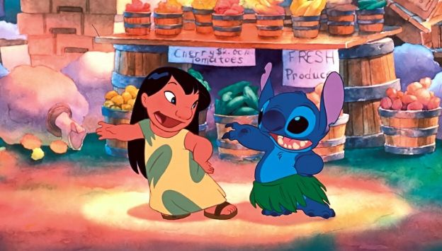 "Movie poster image for ""LILO & STITCH - CONSOLIDATED 100 """