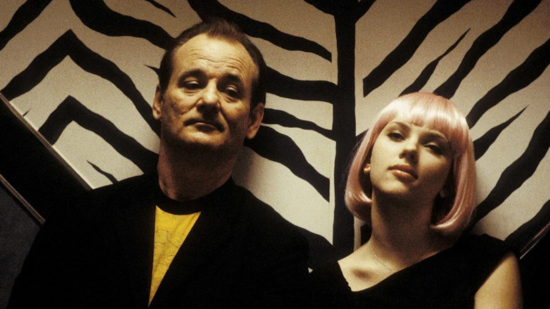 "Movie poster image for ""SOFIA COPPOLA'S LOST IN TRANSLATION"""