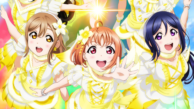 Movie poster image for LOVE LIVE! SUNSHINE!! AQOURS 5TH LOVELIVE! ~NEXT SPARKLING!!~