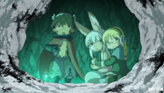 Movie poster image for MADE IN ABYSS: DAWN OF THE DEEP SOUL