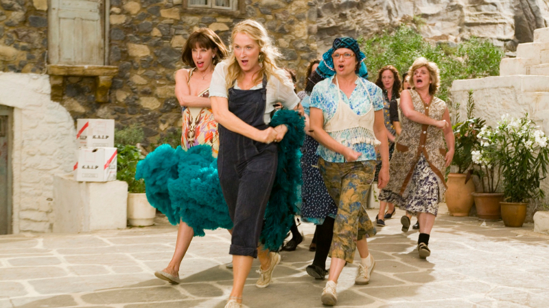 Movie poster image for MAMMA MIA!