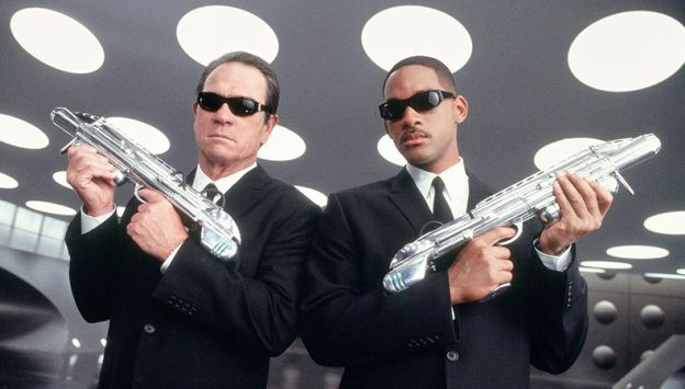 "Movie poster image for ""MEN IN BLACK"""