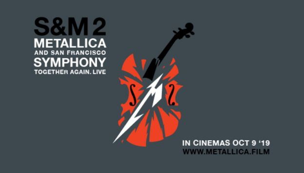 """Movie poster image for """"METALLICA & SAN FRANCISCO SYMPHONY: S&M²"""""""