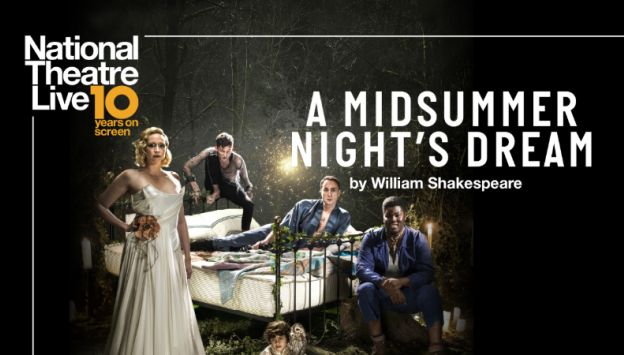 Movie poster image for National Theatre Live: A MIDSUMMER NIGHT'S DREAM