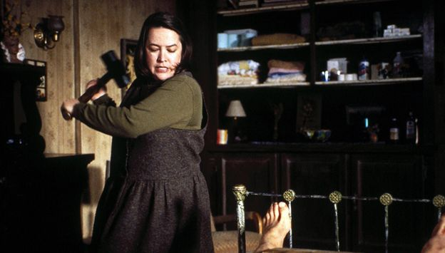 "Movie poster image for ""MISERY"""