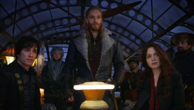 """Movie poster image for """"MORTAL ENGINES in IMAX"""""""