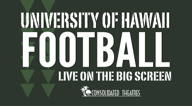 Movie poster image for HAWAII vs. BOISE STATE - UH Football