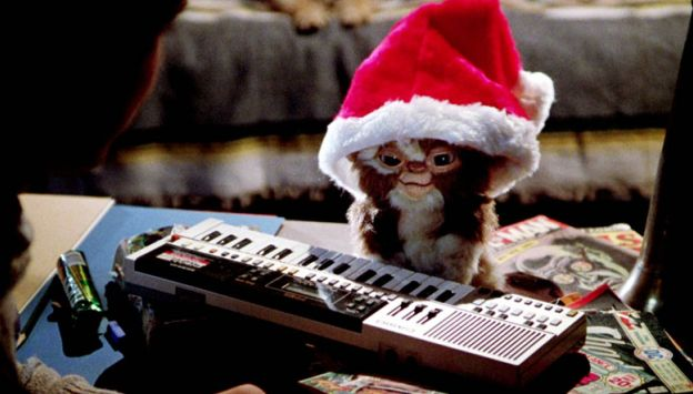 "Movie poster image for ""GREMLINS"""