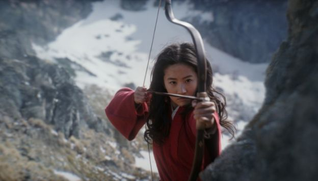 "Movie poster image for ""MULAN"""